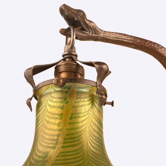 Snake Table Lamp