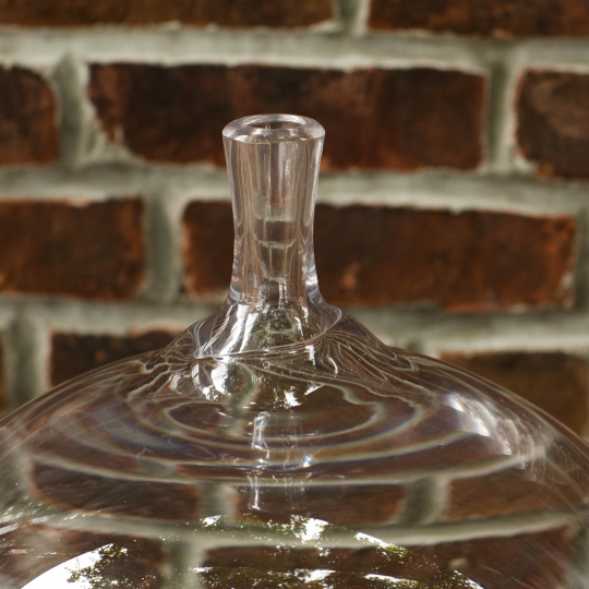 """""""Äpplet"""" Vase Clear"""