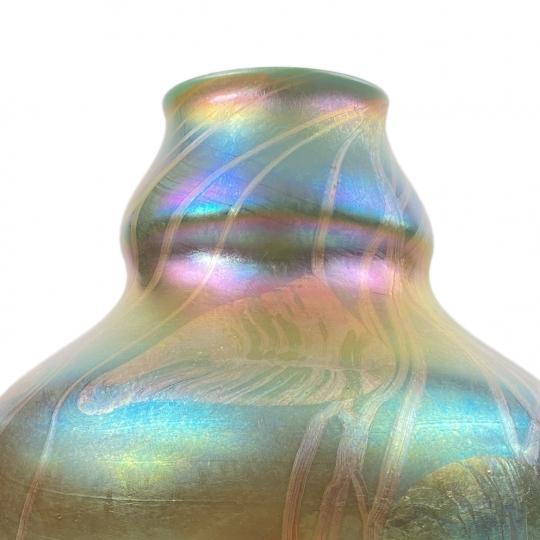 Leaf & Vine Vase