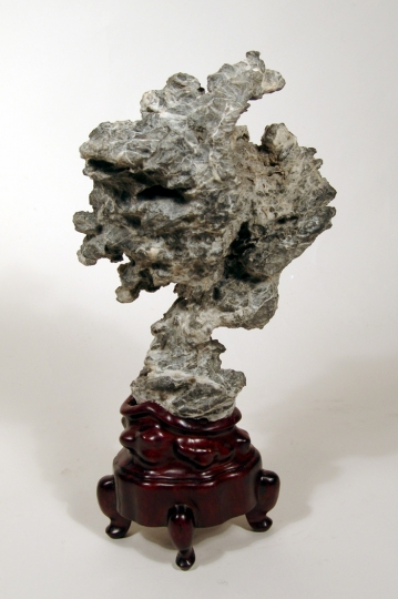 Chinese Ying Stone Scholar's Rock