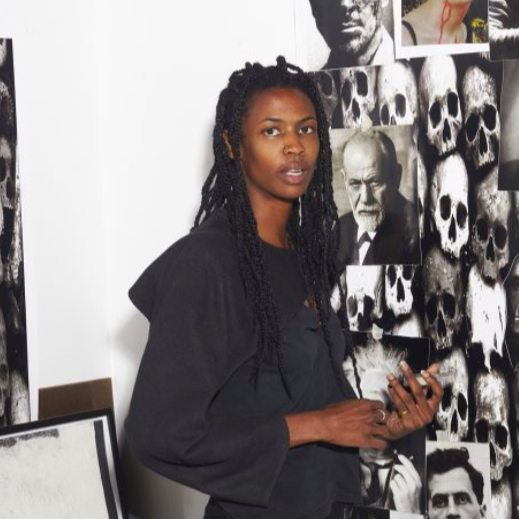 Meet Artist Kandis Williams, Whose Poetic Work Has a Sharp, Cerebral, and Radically Political Edge