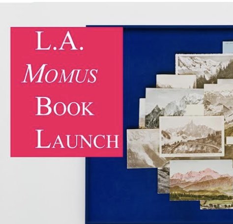 Momus Book Launch