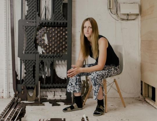 Exhibition Walkthrough: Anne Libby