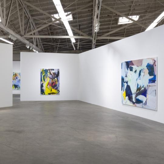 Artist Walkthrough: Sarah Awad in conversation with Frank J. Stockton