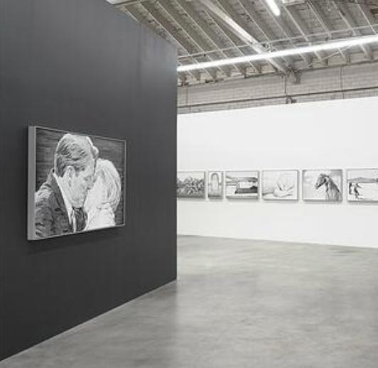 Cynthia Daignault at Night Gallery