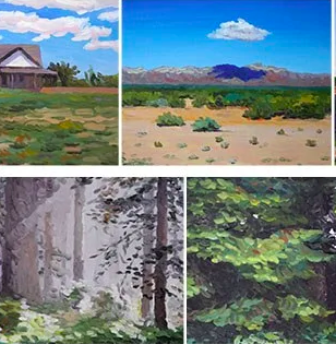 On the Road with Cynthia Daignault at Lisa Cooley Gallery
