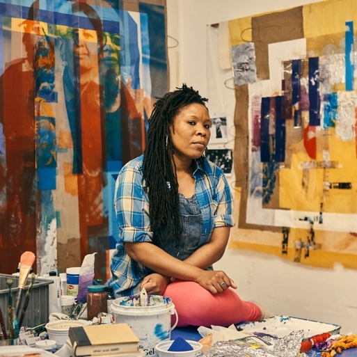 Parrish Art Museum Receives NEA Grant for 'Tomashi Jackson: The Land Claim'