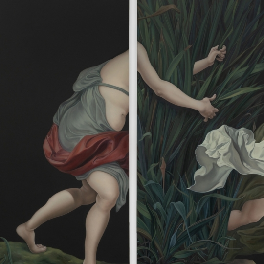 Monday Gallery: Syrinx by Jesse Mockrin