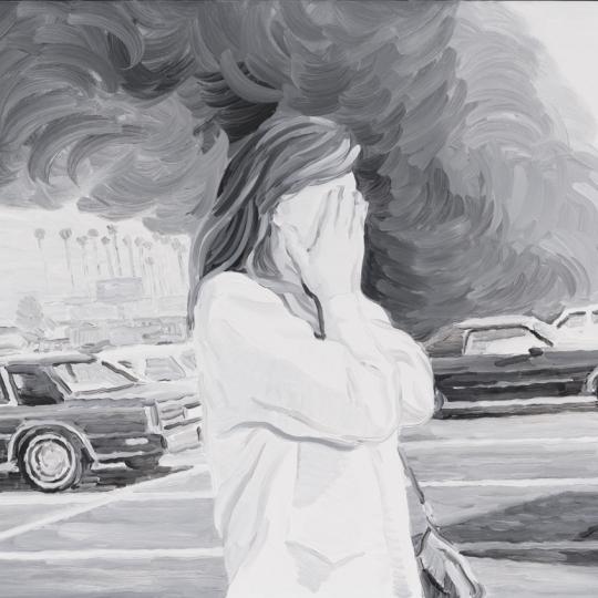 """Dallas Art Fair Foundation gifts DMA with Cynthia Daignault's """"Elegy (Los Angeles)"""""""