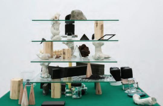 Substance Galerie Antoine Levi, Paris