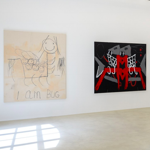 Inside Robert Nava's Childlike Art of Absurdity