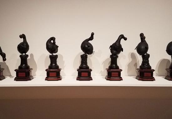 The Art of David Beck
