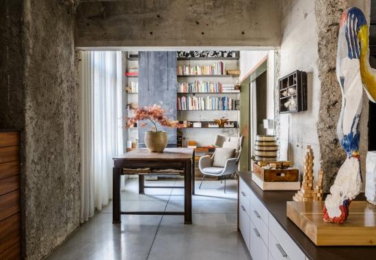 Francis Mill's Loft