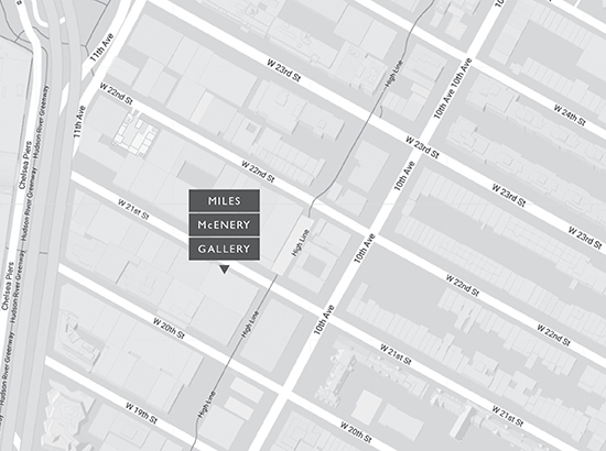 Image/map for 21st street
