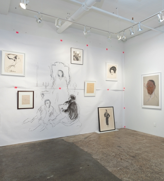 Exhibition by Richard Haines