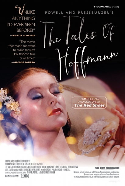 The Tales of Hoffmann Play Dates