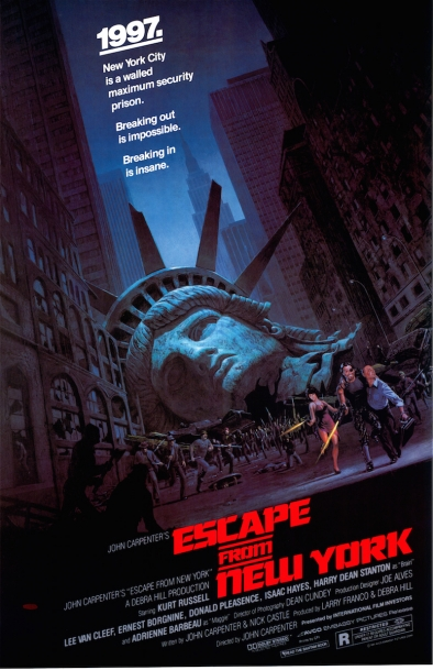 Escape From New York Play Dates