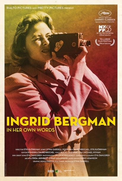Ingrid Bergman In Her Own Words Play Dates