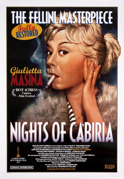 Nights of Cabiria Play Dates