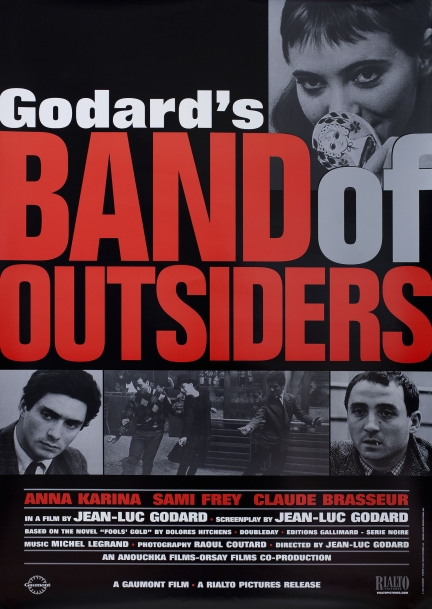 Band of Outsiders Play Dates
