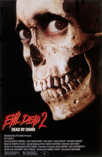 Evil Dead 2 Play Dates