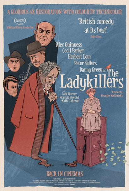 The Ladykillers Play Dates