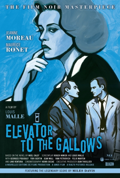 Elevator to the Gallows Play Dates