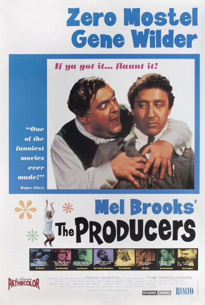 The Producers Play Dates