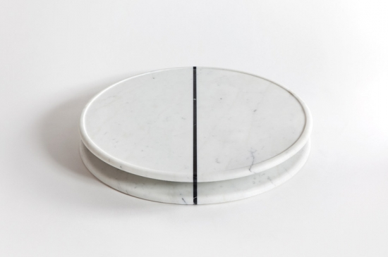 Lazy susan, pic left, text right