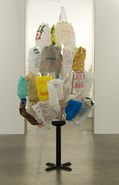 B. Wurtz Bunch #2, 1995 mixed media sculpture