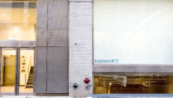 Group Exhibition: Announcing Magnan Metz