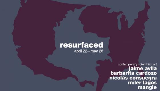 Resurfaced: Contemporary Colombian Art