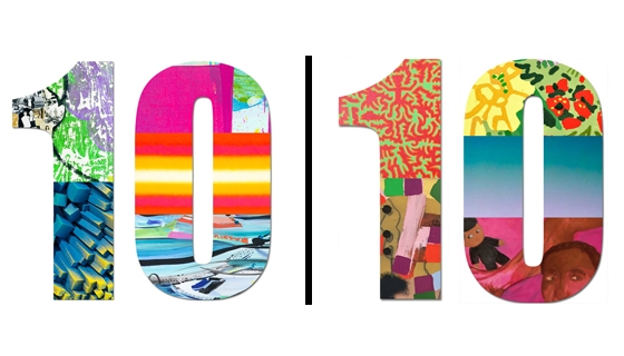 10 Years 10 Artists