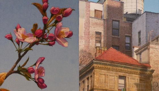 Frederick Brosen: Flowers and Facades