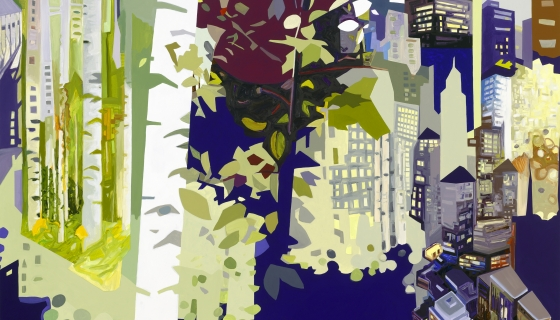 Sandy Litchfield: Deciduous Cities