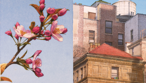 Frederick Brosen: Flowers and Facades