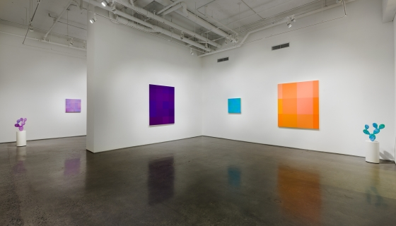 Jennifer Marman and Daniel Borins: Do Androids See Electric Paintings?