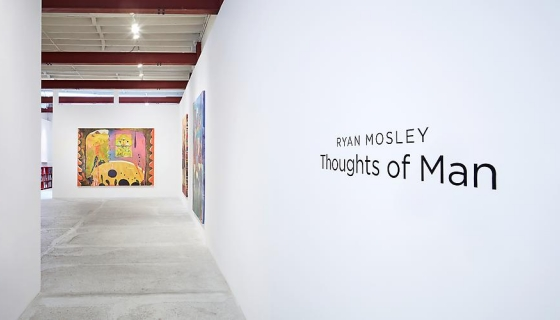Ryan Mosley: Thoughts of Man