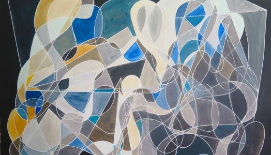 Cecilia Biagini: Geometric Abstraction