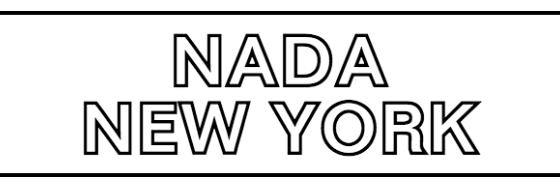 ART 3 at  NADA NEW YORK   May 14-17, 2015 Pier 36, Basketball City