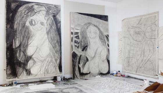 ANTHONY MILER, 12 paintings | NADA New York, May 14 - 17, 2015