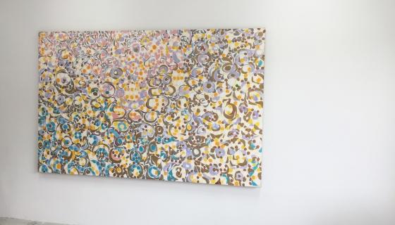 RICHMOND BURTON I AM paintings (the return)