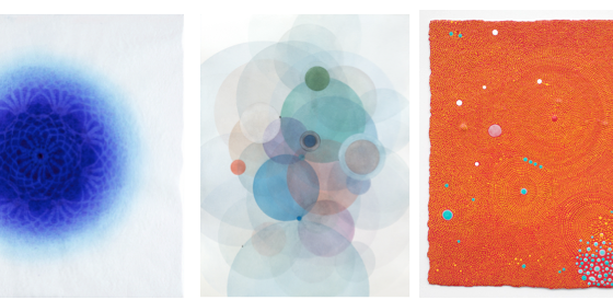 Round It Up! A Summer Group Show About Dots, Circles and Spheres