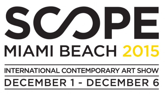 Scope Miami Beach 2015