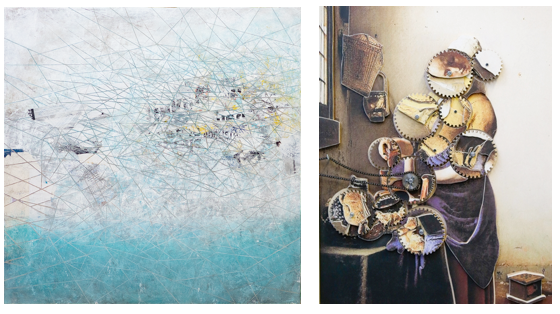 Fragmented: An Art Exhibition Exploring Chaos and Harmony