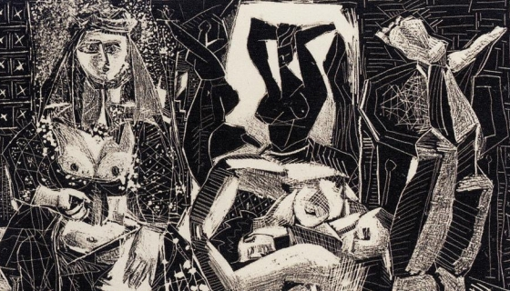 Picasso: Themes and Variations