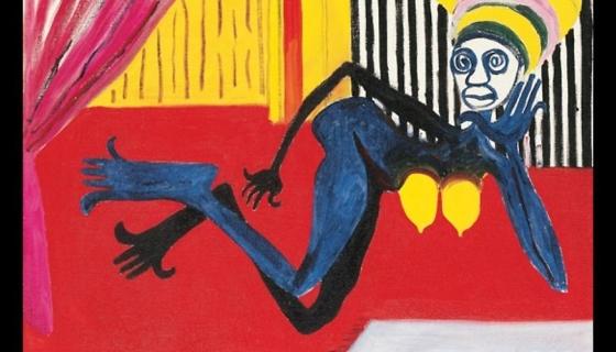 Alexander Calder: The Painter