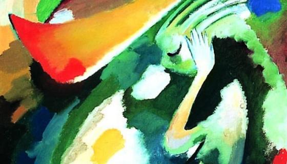 Kandinsky Sounds of Colours
