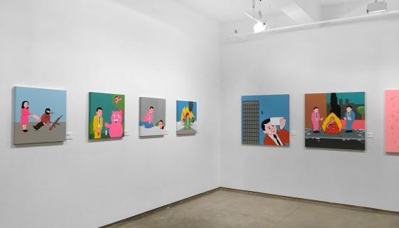 Joan Cornellà: A New York Solo Exhibition