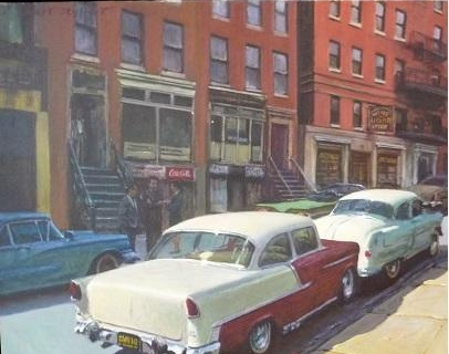 Robert Seyffert :: Urban Automobile